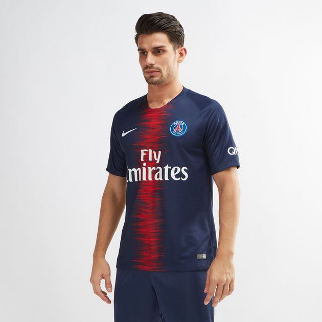 9332578c99d Nike Paris Saint-Germain Stadium Home Football Jersey
