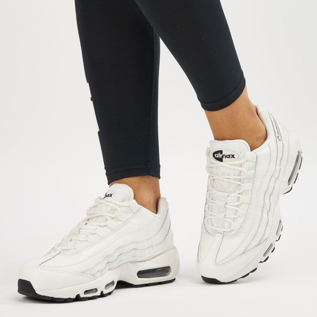 wholesale dealer b64e9 5bce9 Nike Air Max 95 Essential Leather Shoe, 1385146