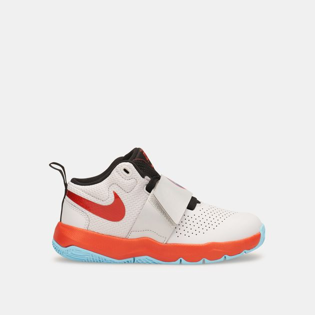 official photos 66d98 a4607 Nike Kids  Team Hustle D 8 SD Shoe (Younger Kids), 1504703