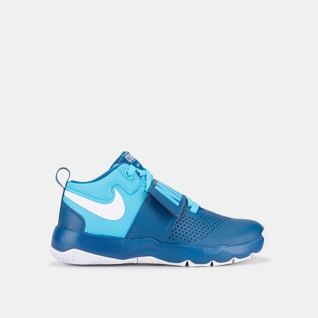 fd52c1078d0 Nike Kids  Team Hustle D 8 Basketball Shoe (Older Kids)