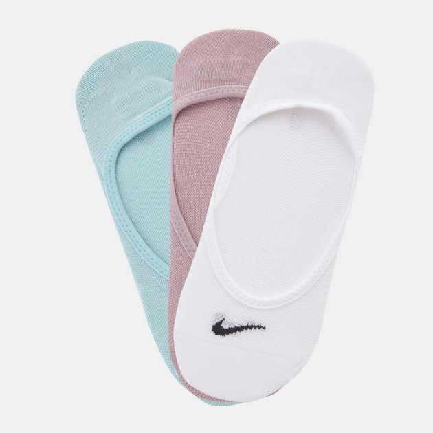 Nike Lightweight No-Show 3 Pair Socks