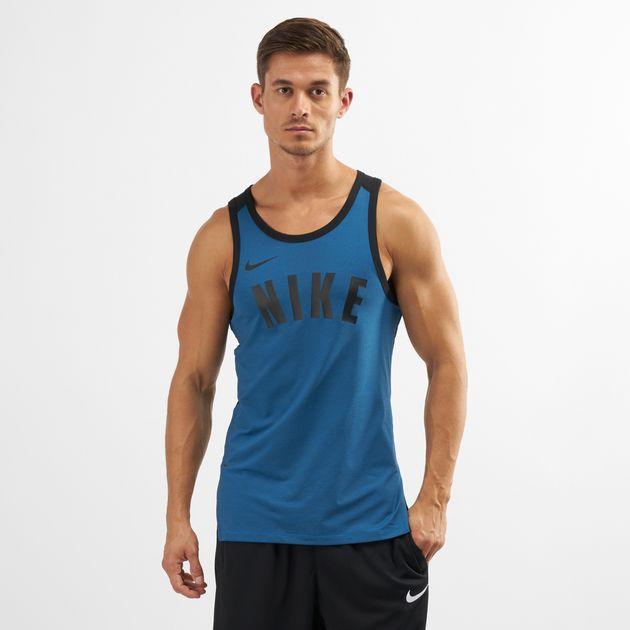 45861d1a2bb5 Nike Men s Dri-FIT Hyper Elite Vest Top