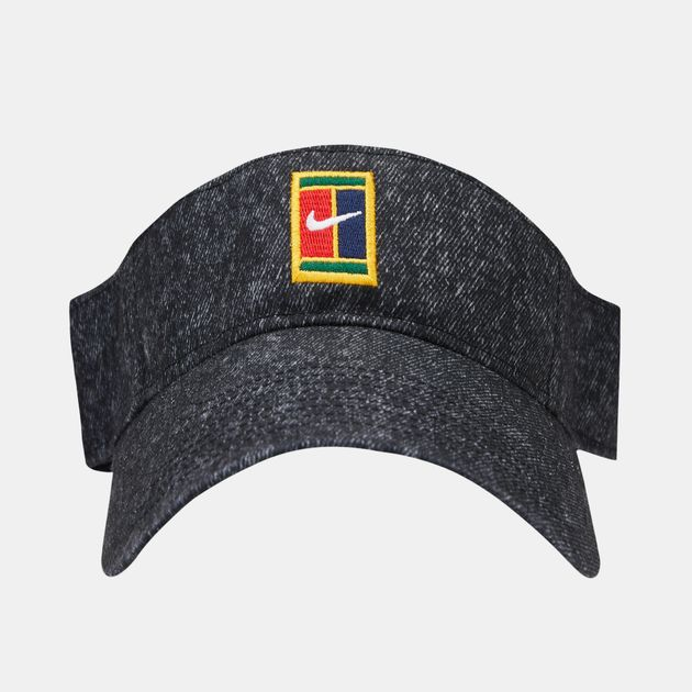 Nike Court AeroBill Heritage86 Cap - Black e269a4a42a6
