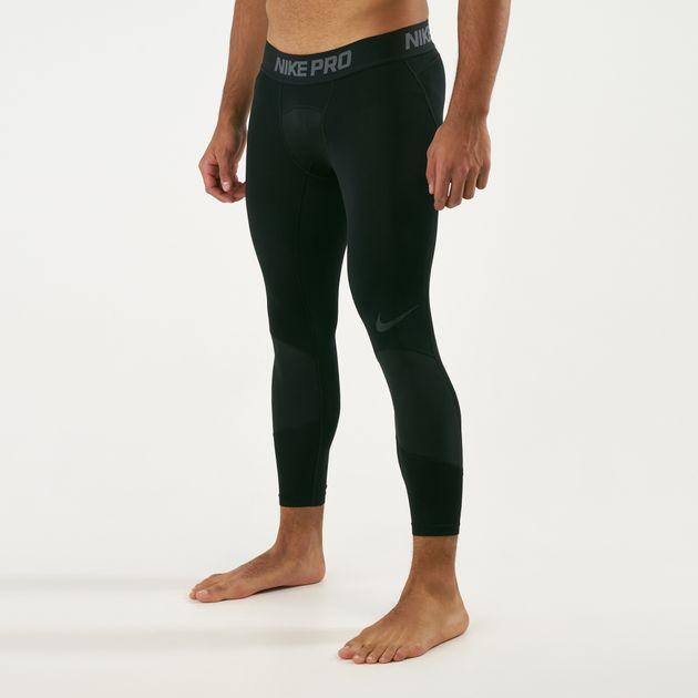 f5e46254f47f3 Nike Men's Pro Dri-FIT 3/4 Basketball Tights | Tights | Pants ...
