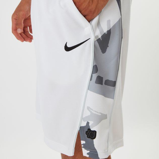 34990ff8e471 Shop White Nike Dri-FIT KD Elite Basketball Shorts