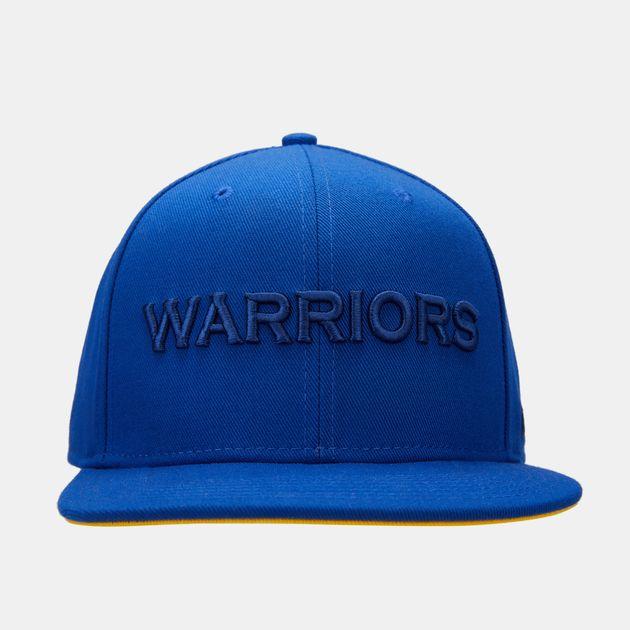 b4aa54a70a0e2 Nike Men s NBA Golden State Warriors AeroBill Cap - Blue