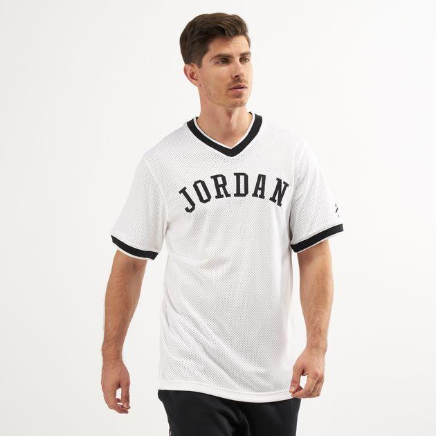 238de955ec3 Jordan Men's Jumpman Air Mesh Jersey | Jerseys | Tops | Clothing ...