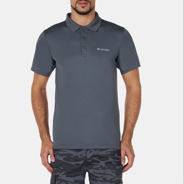 0cb4ba8143b Shop Columbia Zero Rules™ Polo Shirt for Mens by Columbia | SSS