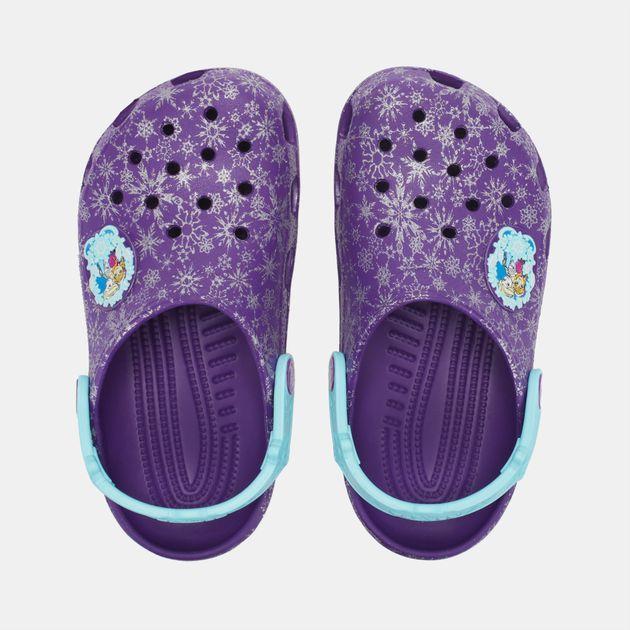 Crocs Kids' Classic Frozen Clogs