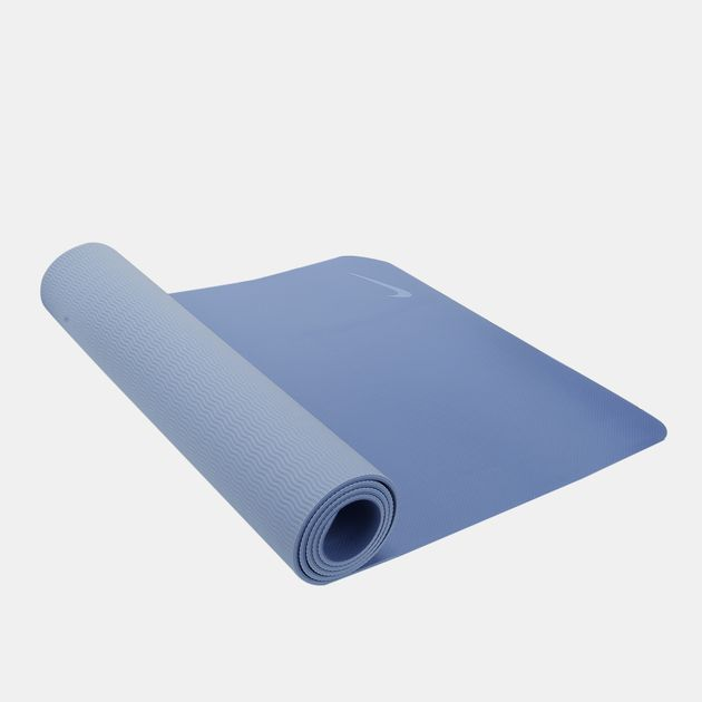 Shop Blue Nike Yoga Mat 5mm for Womens by Nike  dd572f9f92