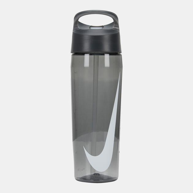 8972dad5de4d Nike TR HyperCharge Twist Water Bottle 24oz - Grey