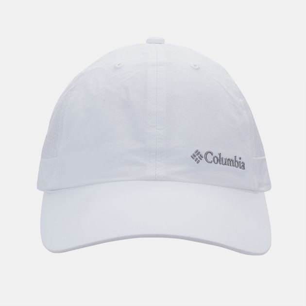 11ecfcb9d9840 Shop White Columbia Tech Shade™ Hat for Unisex by Columbia