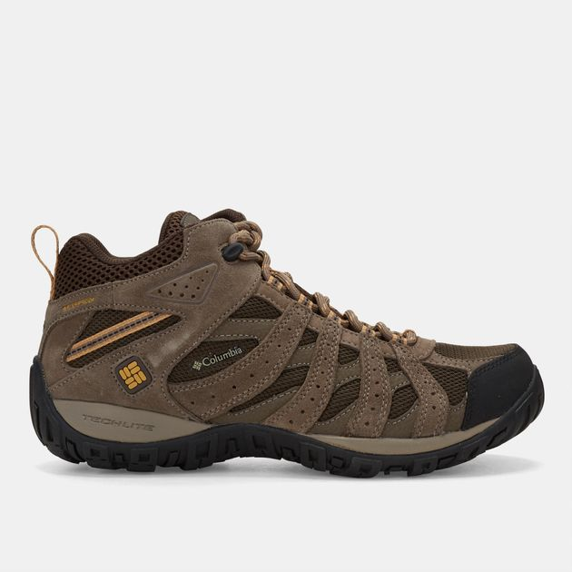 Shop 41 Columbia Redmond Waterproof Mid Hiking Shoe for Mens by ... 99fd4f56c97