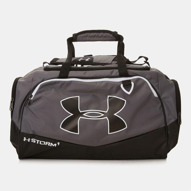 Under Armour Undeniable Small Duffel Bag II - Grey 3d7996025f766