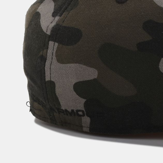 Shop Green Under Armour Closer Update Cap for Mens by Under