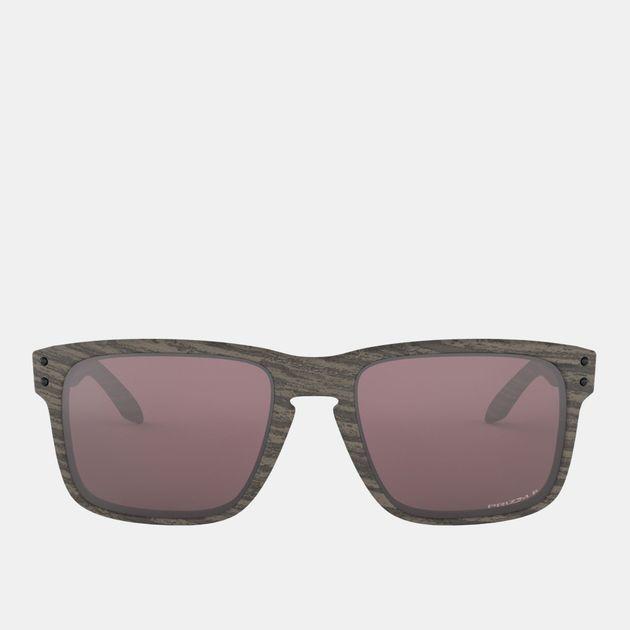 786a53945d10 Oakley Holbrook™ Woodgrain Prizm™ Sunglasses - Brown, 1376730
