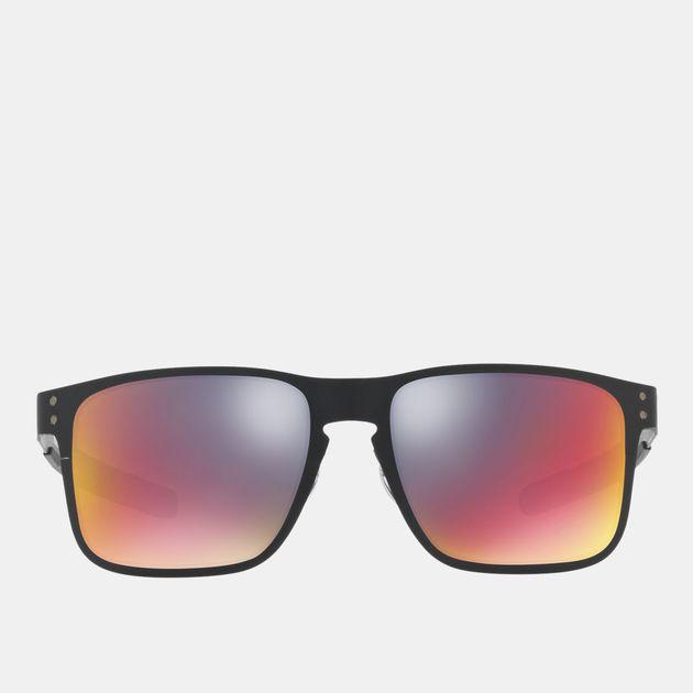 2a652e36d9166 Oakley Holbrook™ Metal Sunglasses - Black