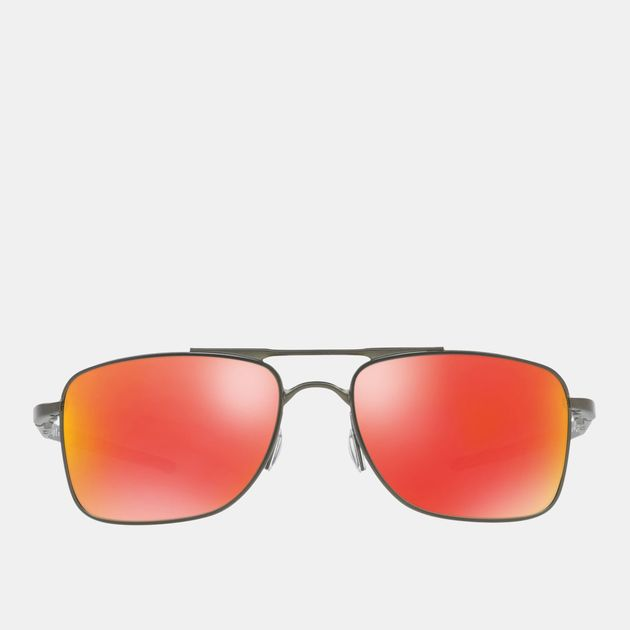 b0b16e86837 Oakley Gauge 8 M™ Sunglasses - Grey