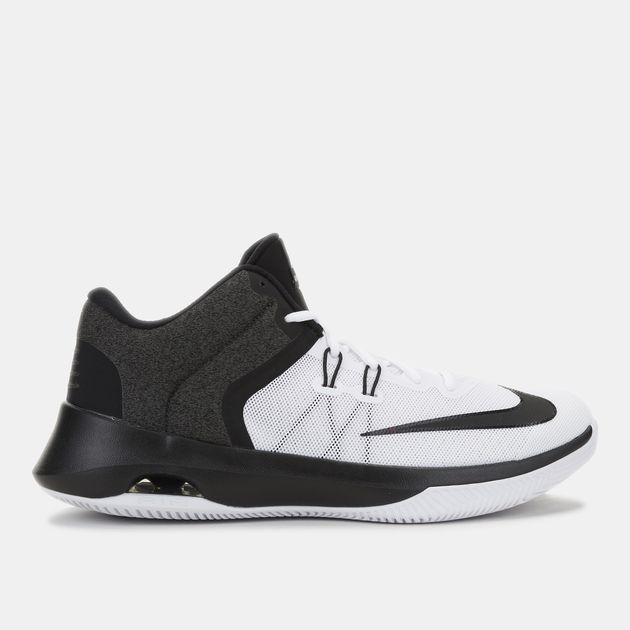 ad652339596 Shop White Nike Air Versitile II Basketball Shoe for Mens by Nike