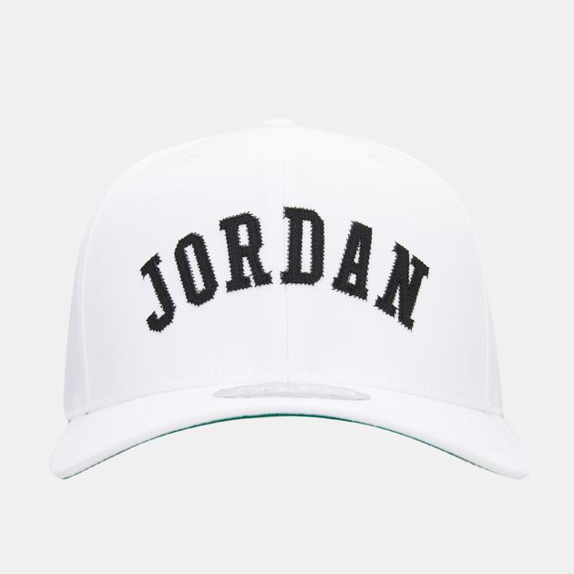 42bc95934c57c7 Jordan Men s Air Jumpman Classic99 Cap - White