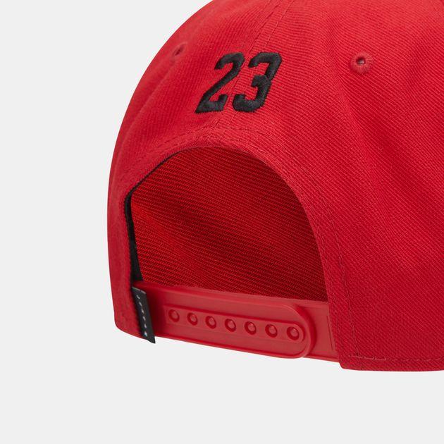 finest selection 7c956 1ecb7 Jordan Men s Air Jumpman Classic99 Cap - Red, 1442429