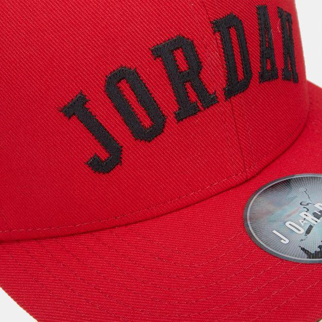 buy popular 6cfd8 7c1f5 Jordan Men s Air Jumpman Classic99 Cap - Red, 1442430