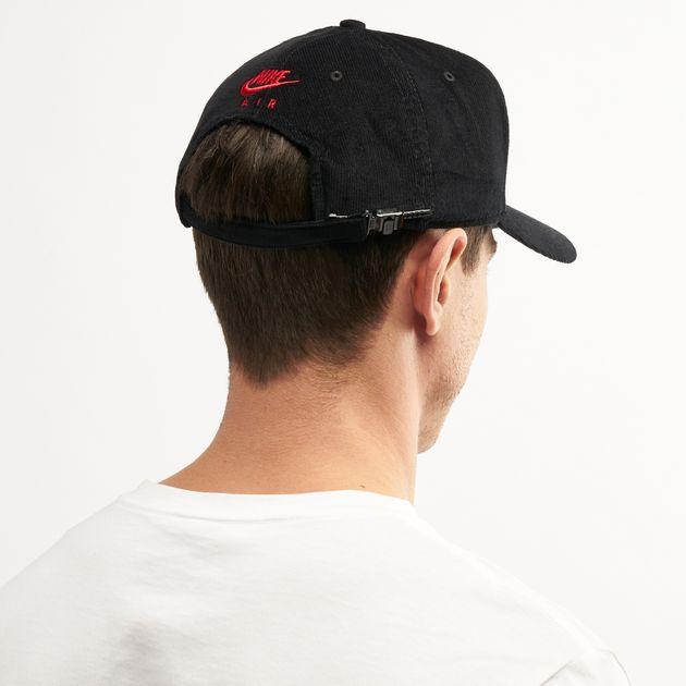 06ed7896330ca3 Jordan Men s Classic 99 Wings Cap - Black