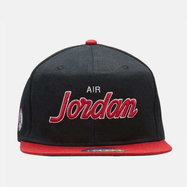 6ad36bf6f46 JORDAN Men's Pro Script Cap | Caps | Caps & Hats | Accessories ...