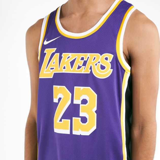 the latest d6e64 f2130 Nike Men's Lonzo Ball Statement Edition Swingman (Los Angeles Lakers) Jersey