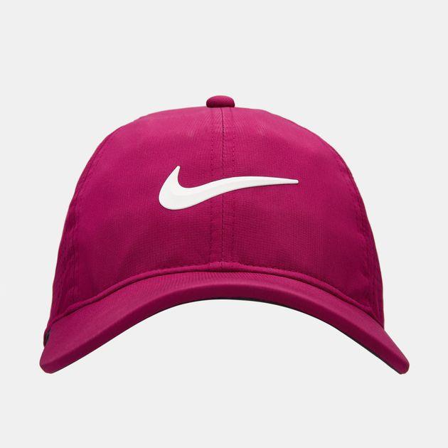 0f660cae1ba Nike Golf Women s AeroBill Legacy 91 Cap - Pink