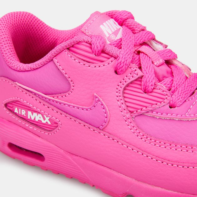 6e151c77282148 Nike Kids  Air Max 90 Shoe (Baby and Toddler)