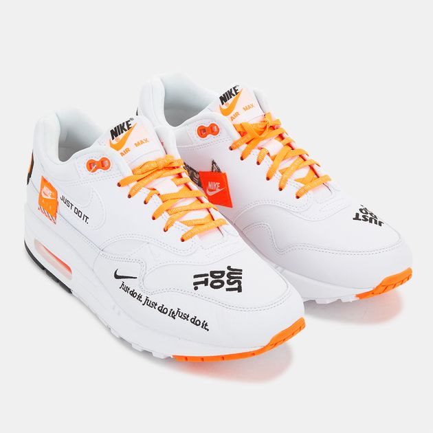 "official photos 11b3d 0d6a9 Nike Air Max 1 ""Just Do It"" Shoe, 1195034"