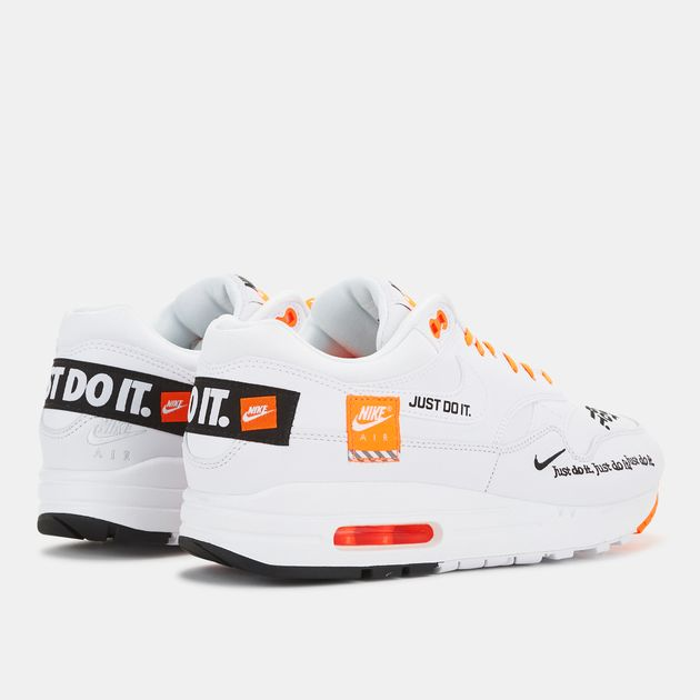 """Nike Air Max 1 """"Just Do It"""" Shoe 