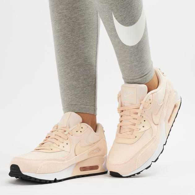 new style 46cd2 0e2c4 Nike Air Max 90 Leather Shoe, 1368178