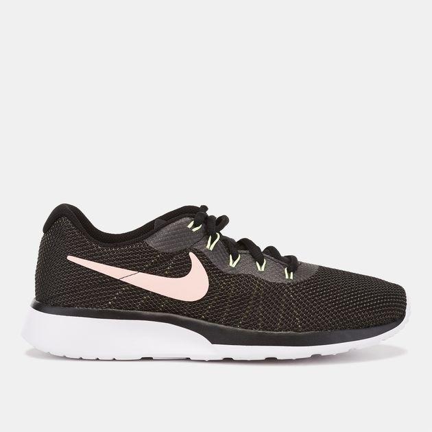 2348735d2c0f66 Shop Black Nike Tanjun Racer Shoe