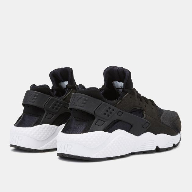 0ed321bc339b6 Black Nike Air Huarache Shoe