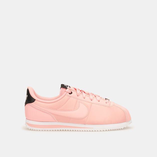 huge selection of ba449 53230 Nike Kids' Cortez Basic TXT Valentine's Day Shoe (Older Kids)