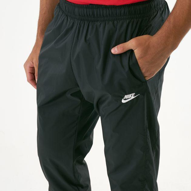 7c926d17bc174 Nike Men's Sportswear Woven Core Track Pants | Track Pants | Pants ...