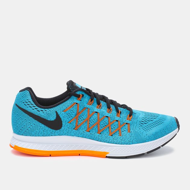 56d855e64 Shop Blue Nike Air Zoom Pegasus 32 Shoe for Mens by Nike