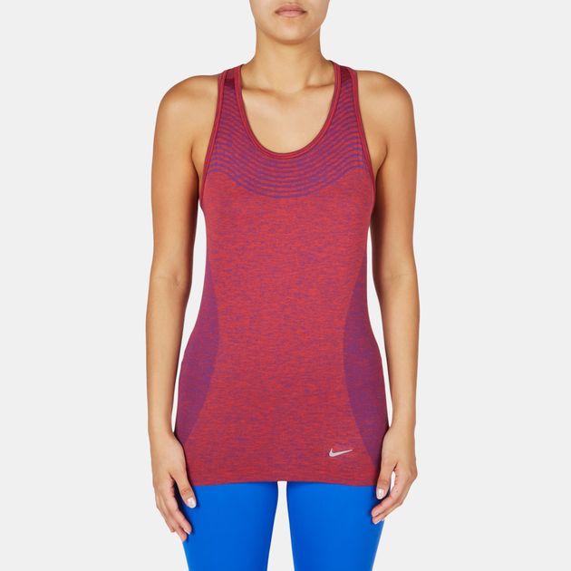 Nike Dri-FIT Knit Running Tank Top