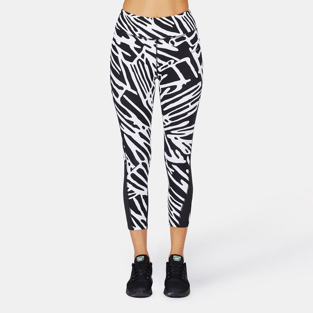 Nike Palm Epic Lux Running Capri Leggings