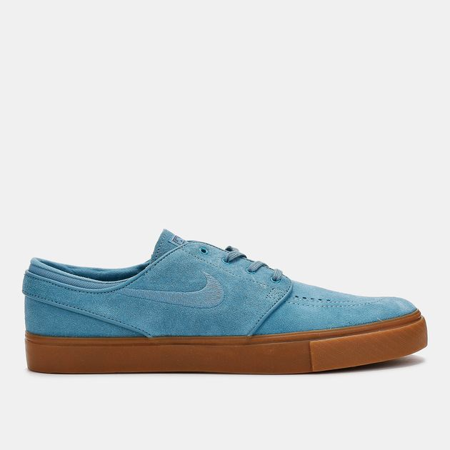 7948bf881a Shop Blue Nike SB Zoom Stefan Janoski Skateboarding Shoe for Mens by ...