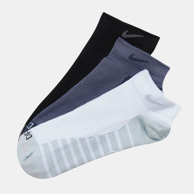 04787522fead96 Shop Multi Nike Golf Performance Lightweight No-Show Socks - 3 Pairs ...