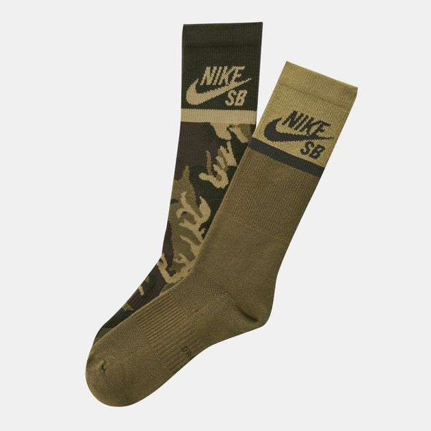 1f39452076ea Nike SB Energy Crew Skateboarding Socks (2 Pair)