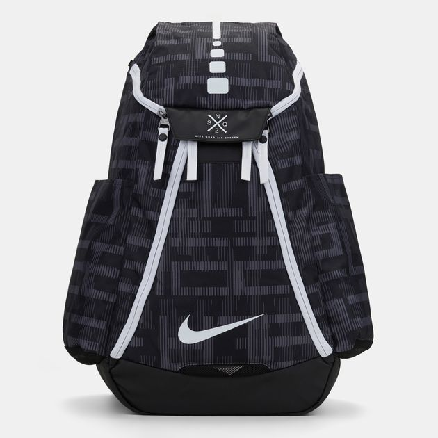 c38674accb Nike Hoops Elite Max Air Team 2.0 Graphic Basketball Backpack - Black