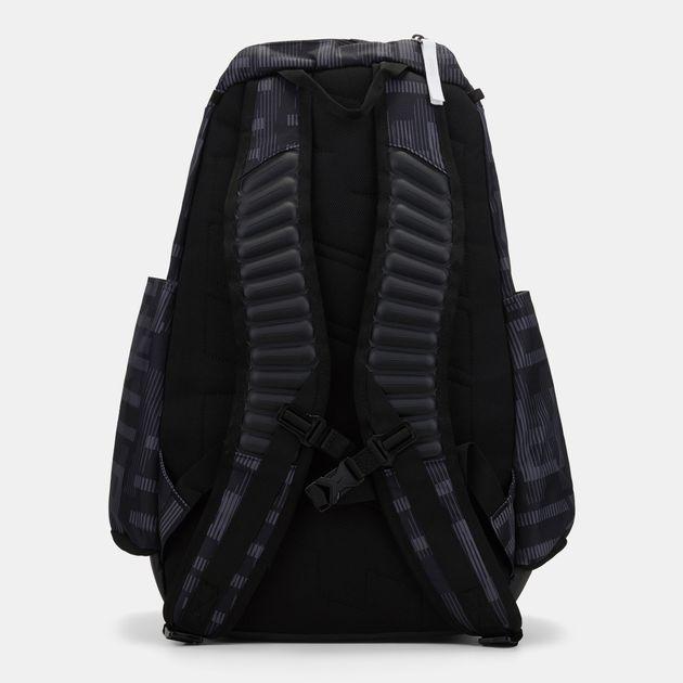 ... Nike Hoops Elite Max Air Team 2.0 Graphic Basketball Backpack - Black 718ff633ceb2d