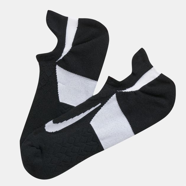 buy popular c5cef d7a82 Nike Elite Cushioned No-Show Running Socks, 1290791