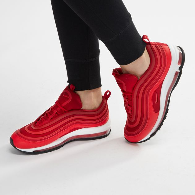 100% authentic 5b27d 45f69 Shop Red Nike Air Max '97 Ultra '17 Shoe for Womens by Nike ...