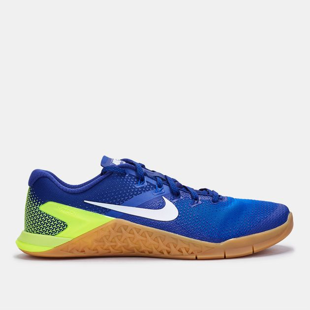 789be0841aac Shop Green Nike Metcon 4 Training Shoe for Mens by Nike - Green ...