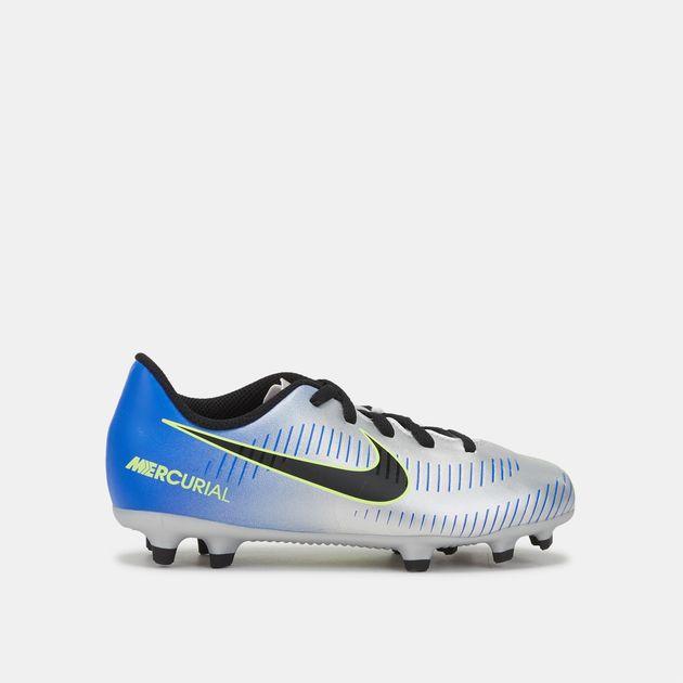 15aeecebd50 Nike Kids  Mercurial Vortex III Neymar Firm Ground Football Shoe (Older Kids )